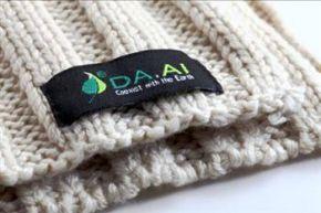 大愛感恩環保織品-給愛地球的您 有滿滿的溫暖