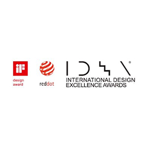 CAPTION: The Industrial Design Excellence Awards (IDEA) from USA, Red Dot Design Award, and iF Design Award from Germany stand as world's top three famous design awards that recognize and promote talented design work and trustworthy brands. (Photo by: DA.AI Technology Co., Ltd)