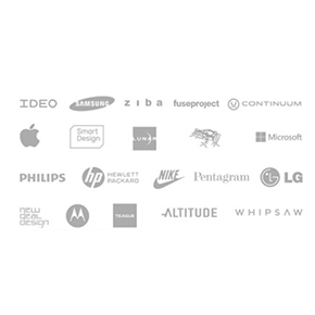 CAPTION: Many of the world's most recognized brands and celebrated design firms are IDEA winners. (From: http://www.idsa.org/IDEA)